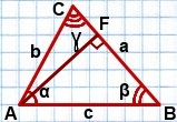teorema sinusov formula
