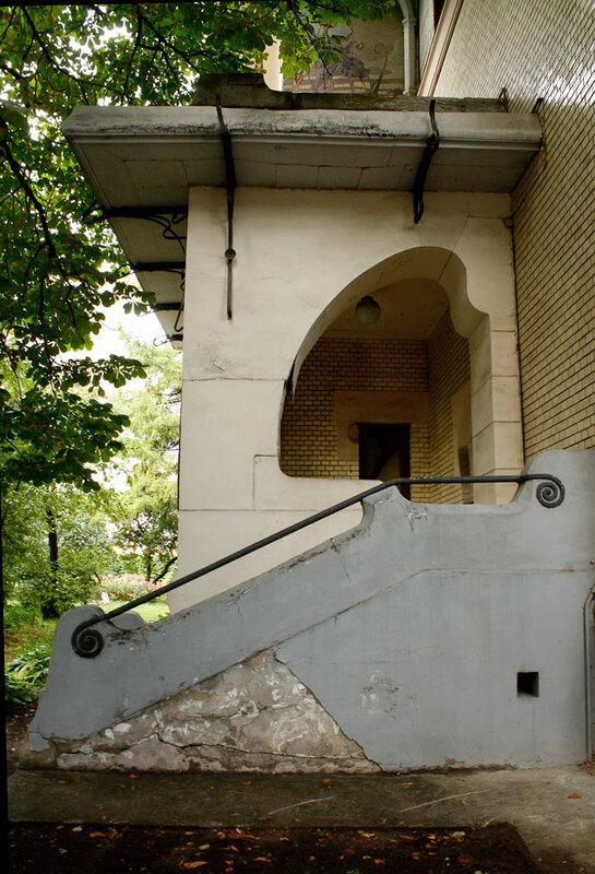 Особняк Рябушинского, Москва, архитектор Шехтель