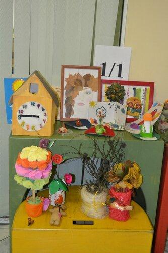 поделки дары осени фото в школу