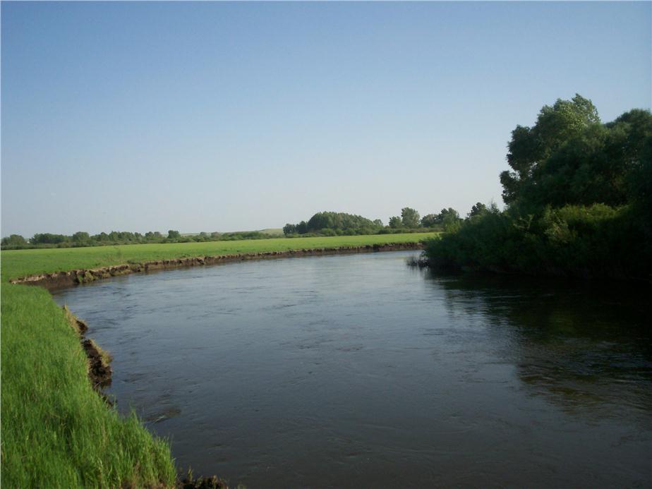 Река Урал (16.07.2014)