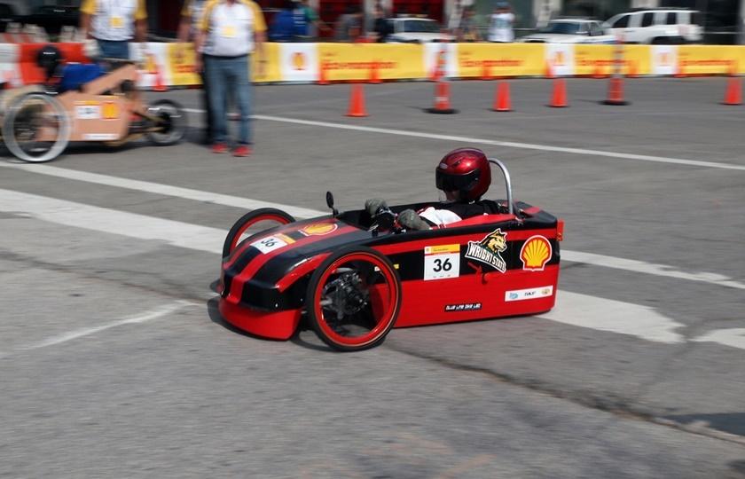 Shell провела очередной марафон в Хьюстоне. Фотографии автомобилей 0 141b50 c3f87af orig