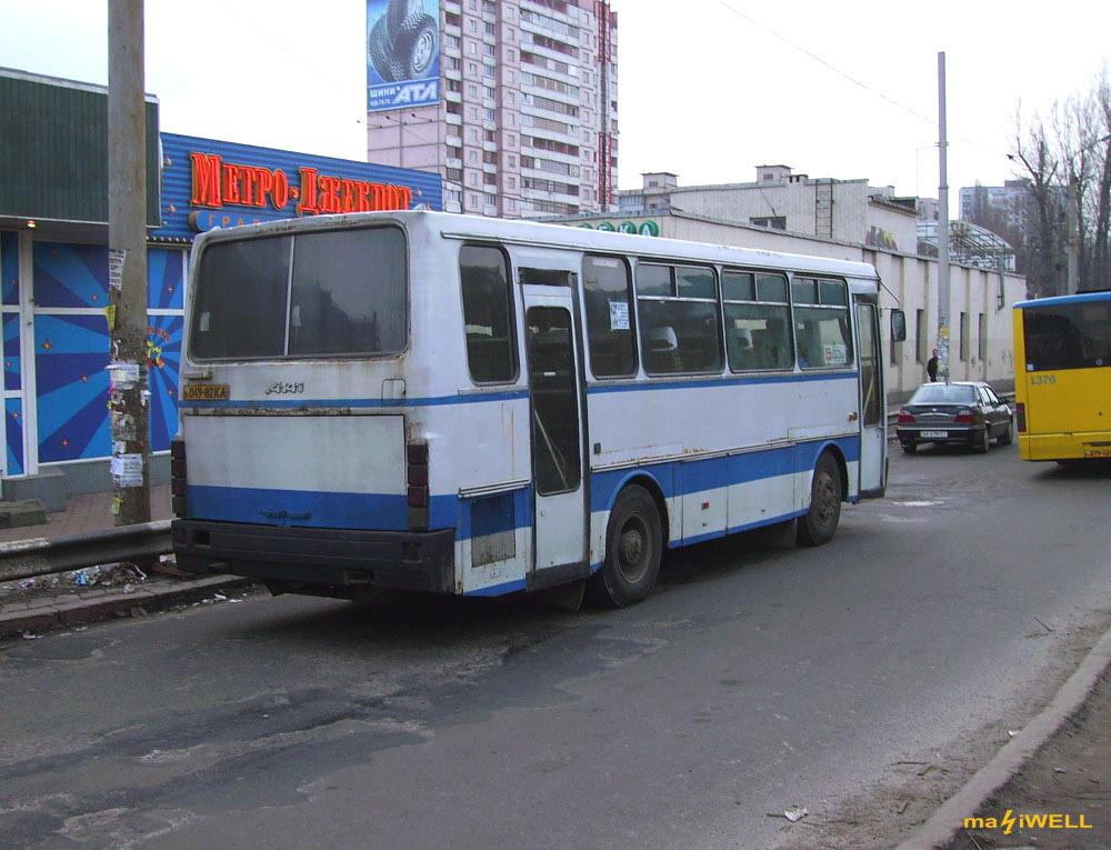 ЛАЗ-А141 №2361