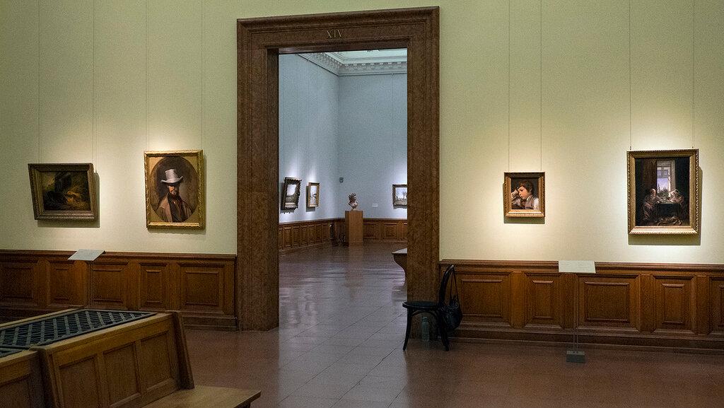 Предшественники французских импрессионистов в Будапештском музее изящных искусств