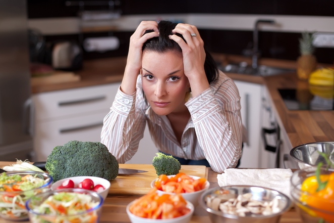 диета при стрессе