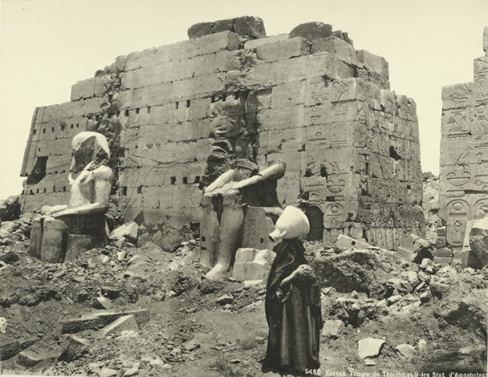 Карнакский храм Тутмоса III.