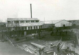 Общий вид заводских построек.