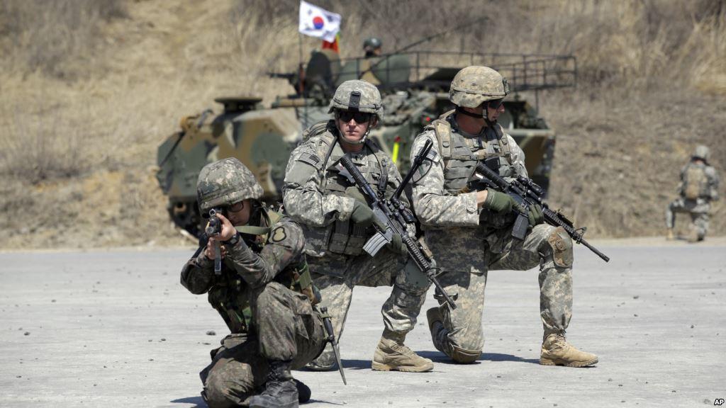 Северная иЮжная Корея обменялись артиллерийскими ударами