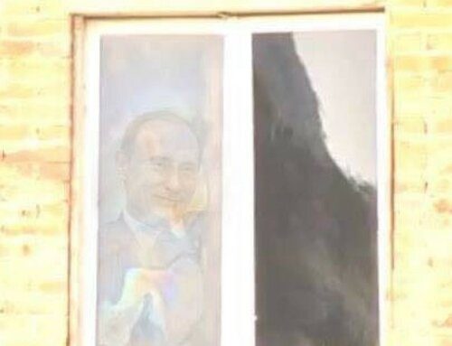 Хроники триффидов: Помой окно- увидишь Иисуса. Жители села Береговое Львовской области молятся на стеклопакет