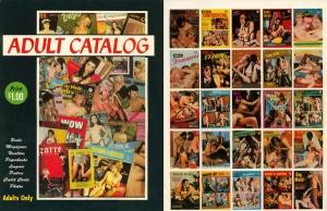 Журнал ADULT CATALOG of BOOKS, MAGAZINES ETC.