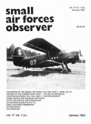 Журнал Small Air Forces Observer 065