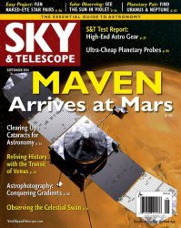 Sky & Telescope Magazine - September 2014