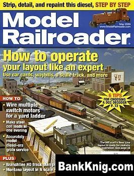Журнал Model Railroader 2009 No 05 pdf (300 dpi) 2400x3150 63,6Мб