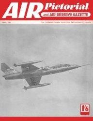 Журнал Air Pictorial Magazine 1956-05
