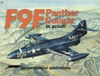 Книга Aircraft No. 51: F9F Panther / Cougar in Action.