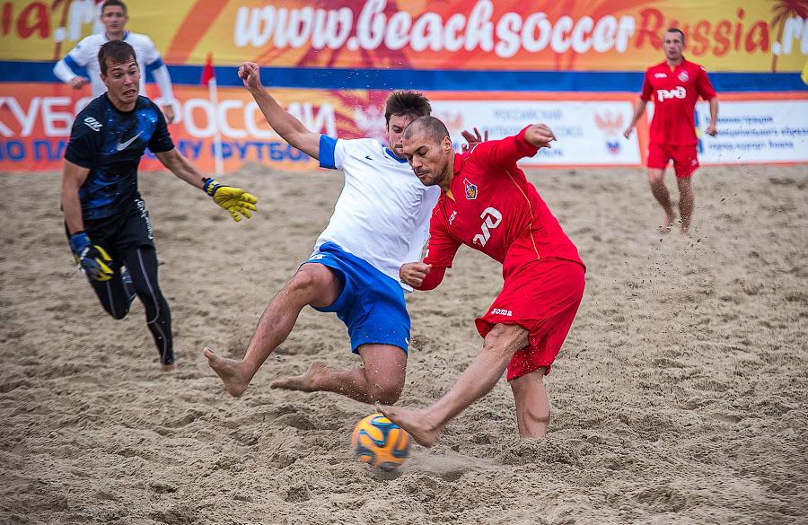 Анапа Кубок России пляжный футбол