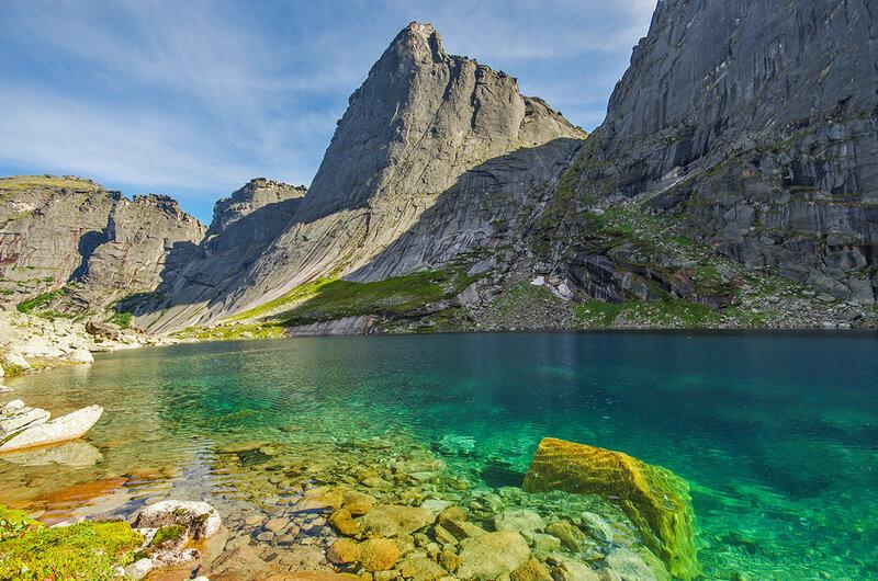 Озеро Ледяное
