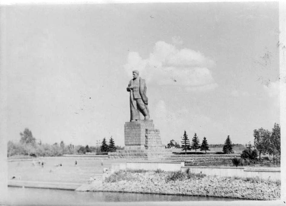 В Дубне решили восстановить 40‐метровый памятник Сталину на канале имени Москвы