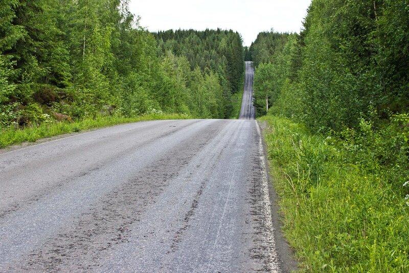 дорога 15208 Отава - Ванхамяки (Otava - Vanhamäki)