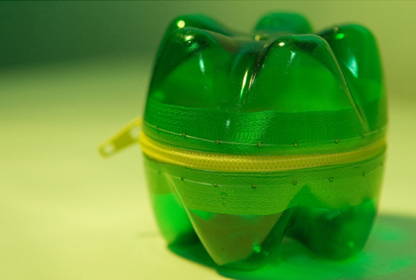 Кошелёк из пластиковой бутылки