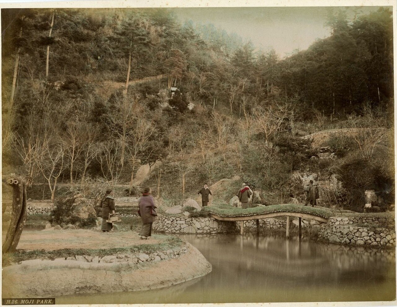 Парк Моджи