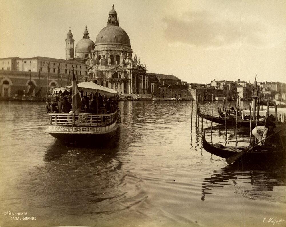 Гранд-канал. 1870-е