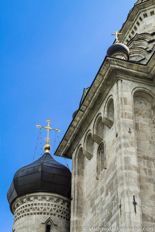 Глава северного придела Церкви Преображения