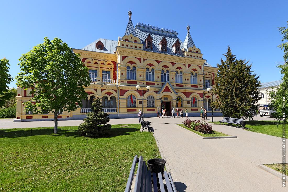 Камышинский историко-краеведческий музей здание фото