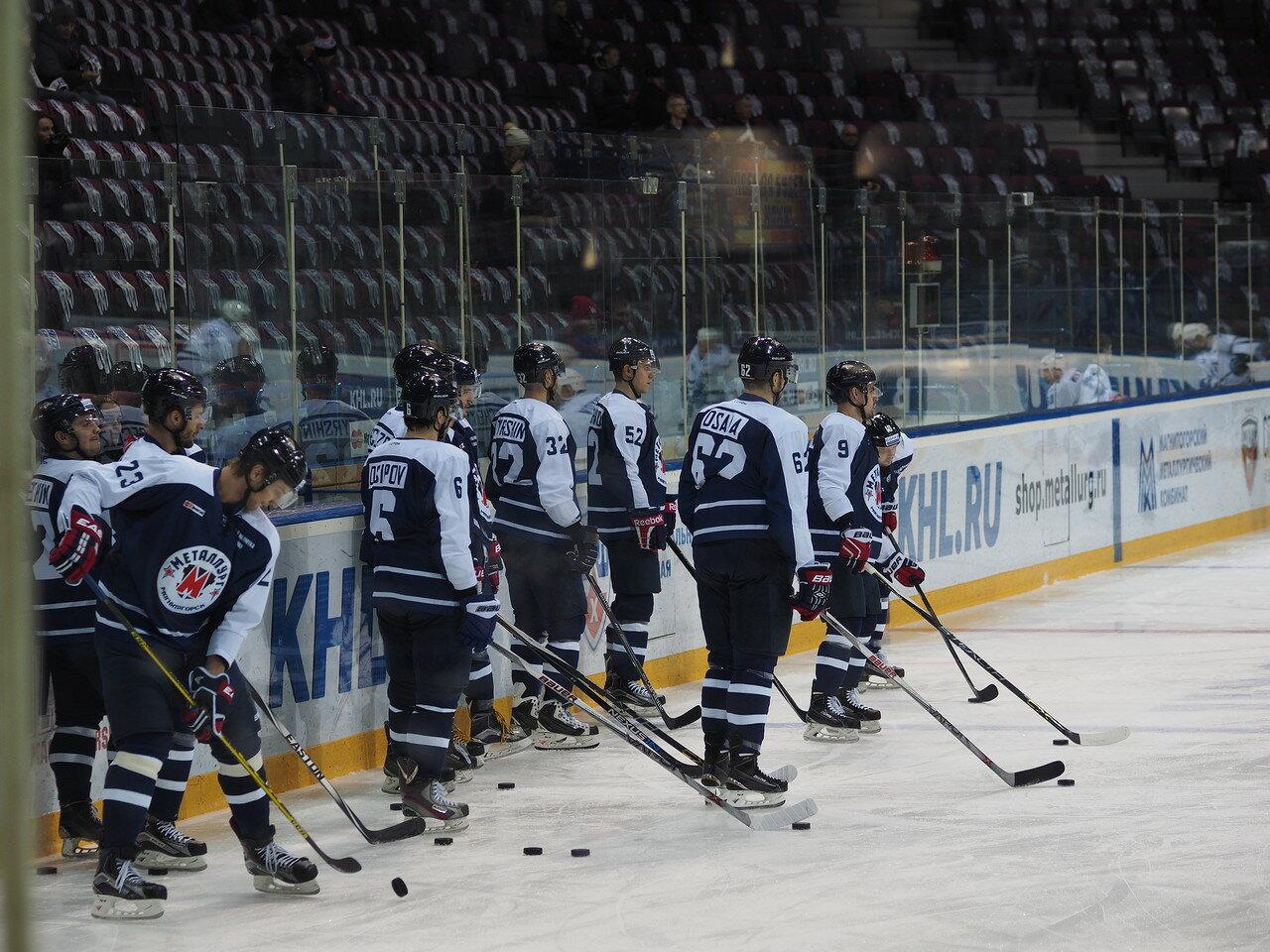 1Металлург - Динамо Москва 28.12.2015
