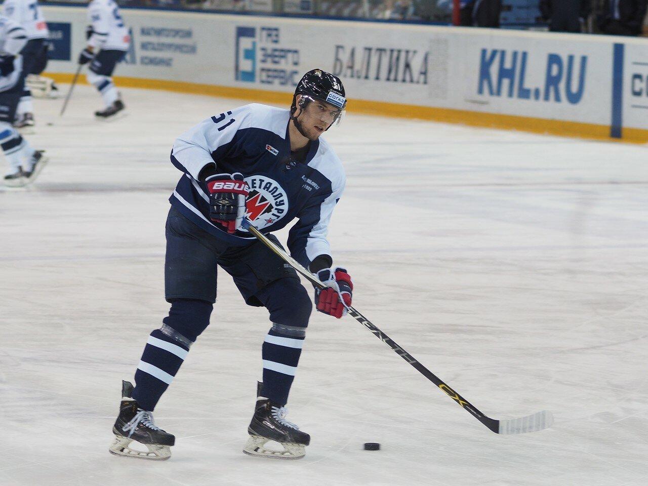 2Металлург - Динамо Москва 28.12.2015