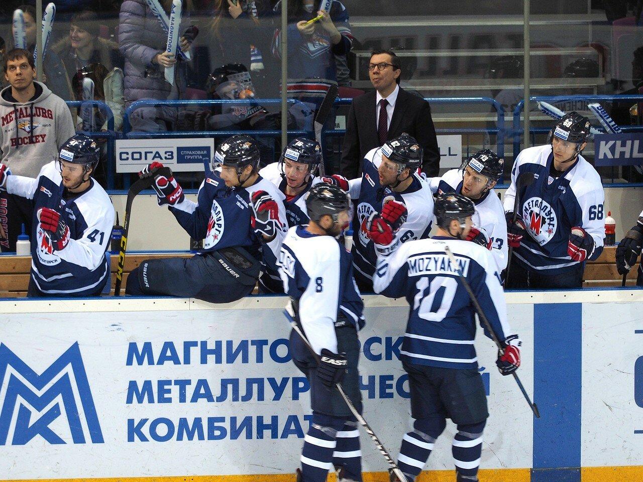 100Металлург - Динамо Москва 28.12.2015
