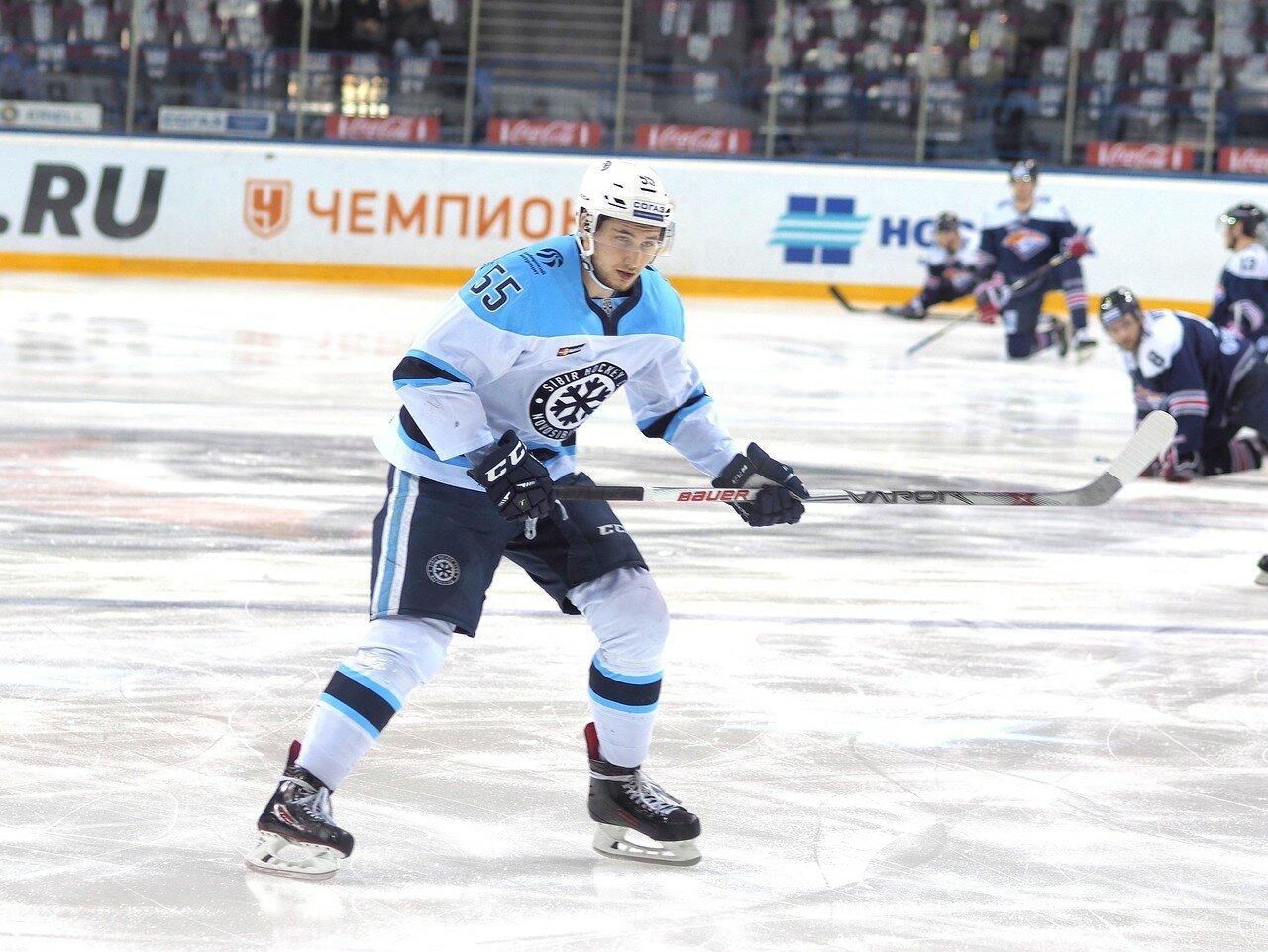 9Восток 1/2 плей-офф Металлург - Сибирь 08.03.2016
