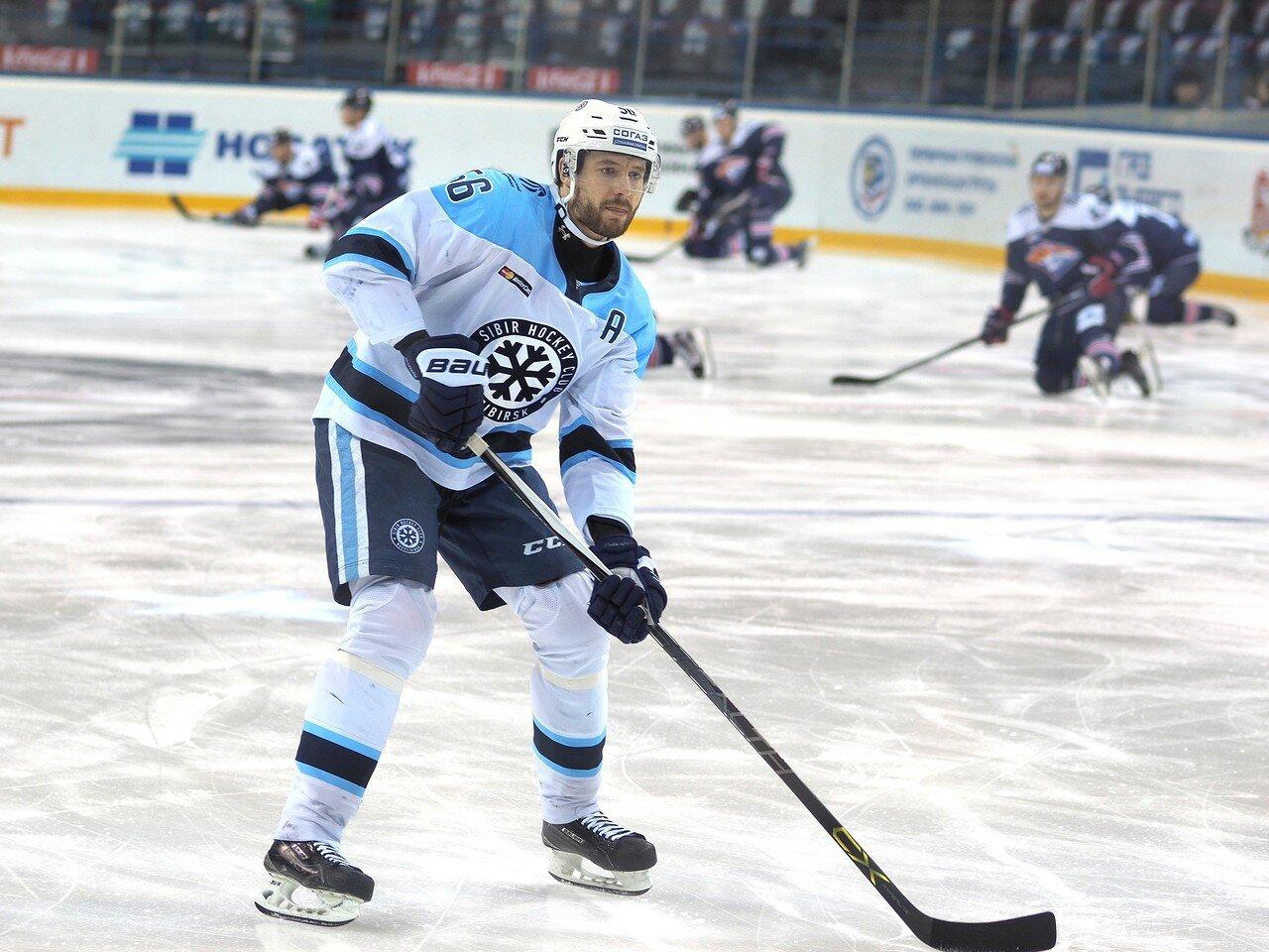 11Восток 1/2 плей-офф Металлург - Сибирь 08.03.2016