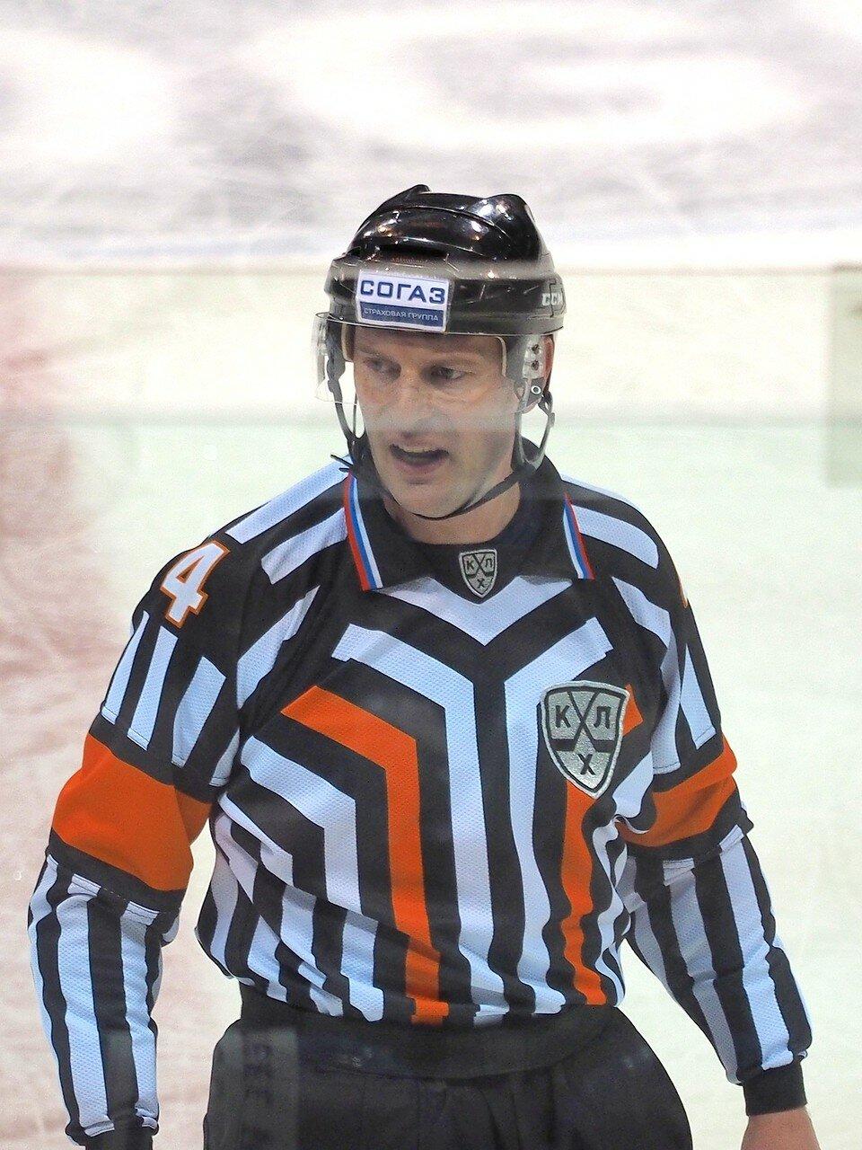 75Восток 1/2 плей-офф Металлург - Сибирь 08.03.2016