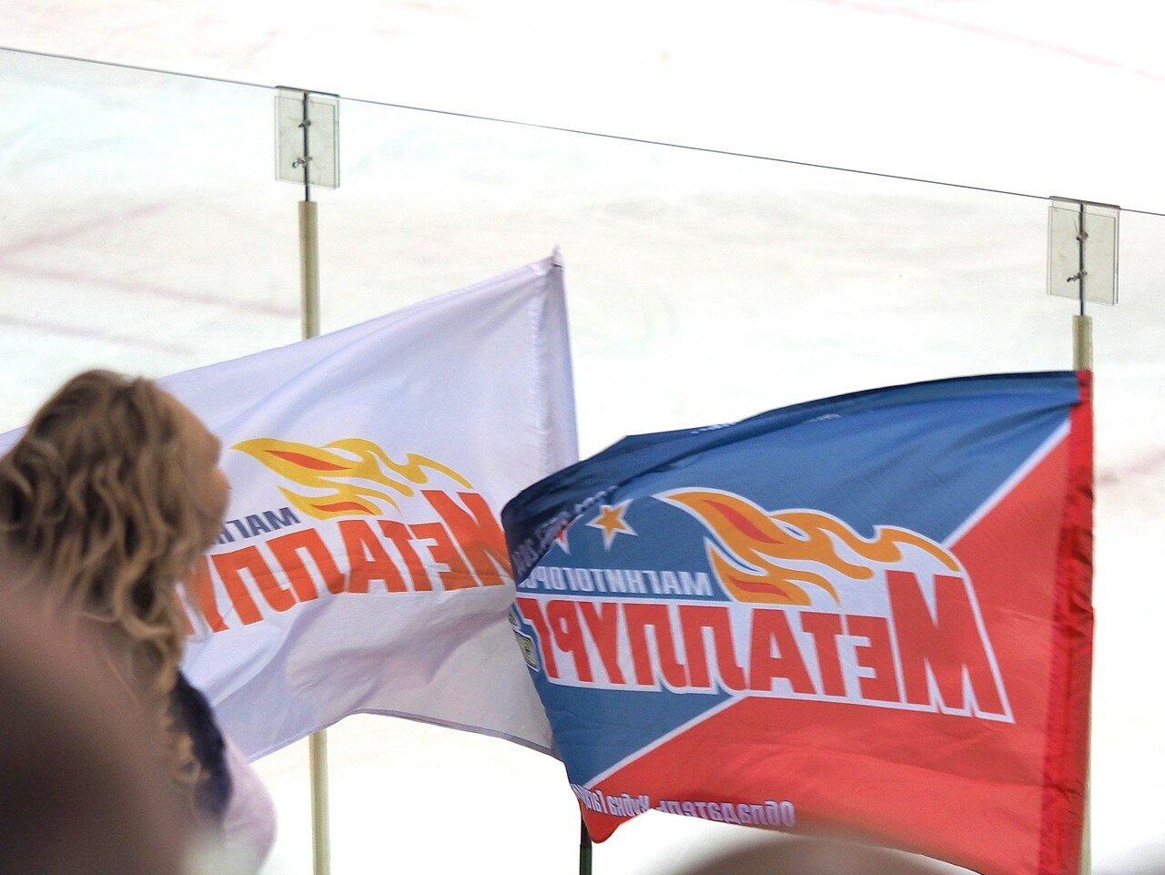 107Восток 1/2 плей-офф Металлург - Сибирь 08.03.2016