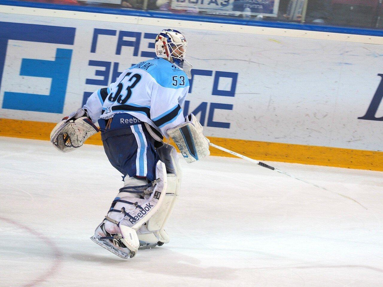 122Восток 1/2 плей-офф Металлург - Сибирь 08.03.2016