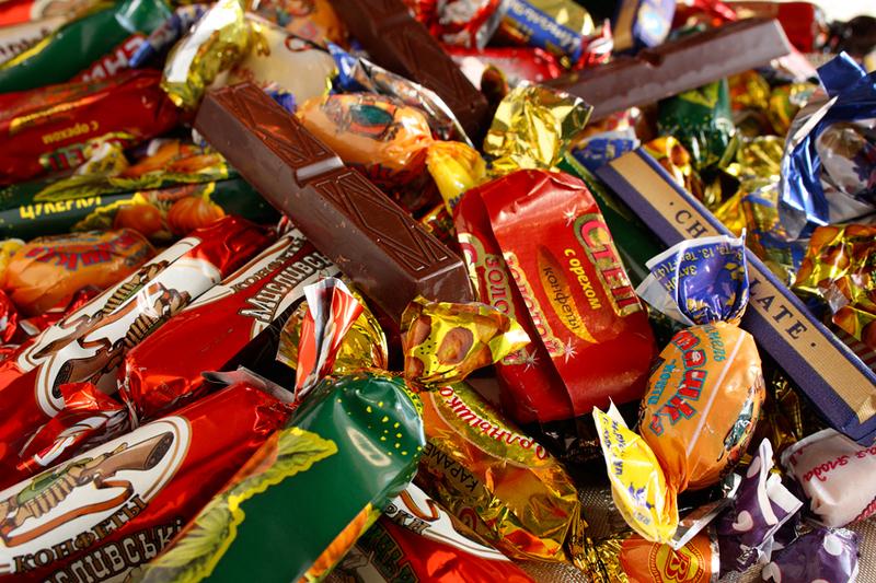 Лучшие детские сладости для новогодних подарков