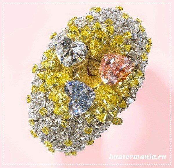 Самые дорогие часы в мире - 201-carat Chopard