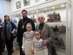 Открытие постоянной экспозиции миниатюрных моделей храмов В.Я Гуральника в Мытищах