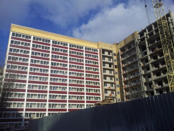 Объём введенного жилья в 2015 году вырос на 35 тыс. кв.м.