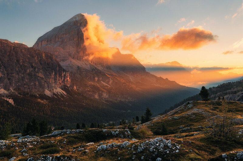 Поразительные Альпы с фотографом Лукасом Фурлани 0 1c4106 d4108914 XL