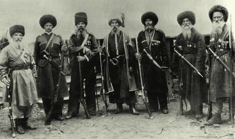 Войовничі й горді народі Кавказу: черкеси