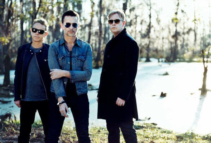 15 лучших песен Depeche Mode (тексты и MP3)