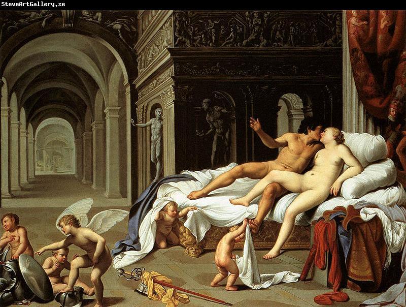 Maroosya Carlo Saraceni Марс и Венера