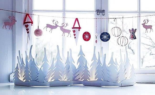 3. Елка Старый обычай украшать новогоднюю елку фруктами, орехами иконфетами сегодня снова стано