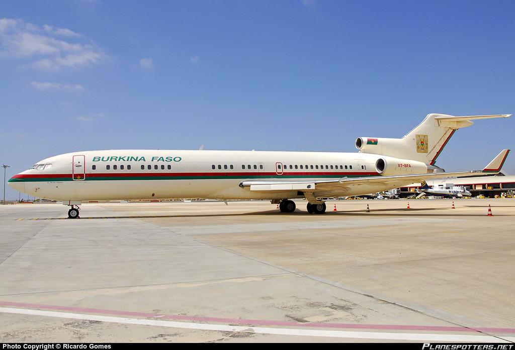Казахстан. Государственная авиакомпания «Беркут», перевозящая Президента и руководителей Правительст