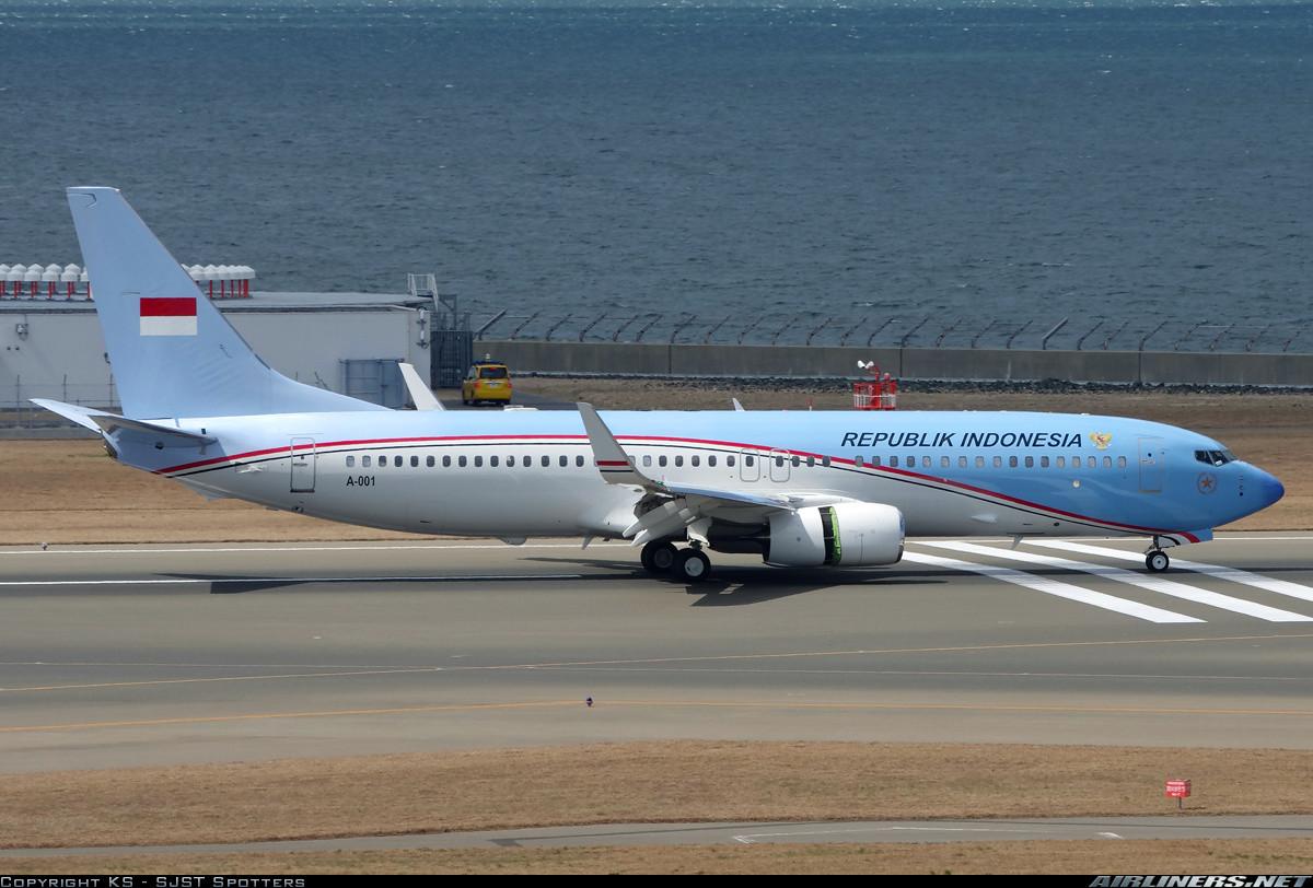 Россия. Основным президентским самолётом с 1996 года является четырёхдвигательный широкофюзеляжный д