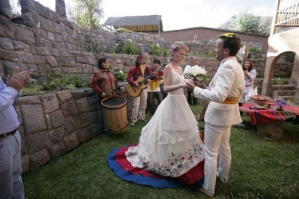 Ретро-свадьба в Сиэтле