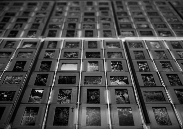 Геометрия в оттенках серого… Фотограф Андра Роман (Andra Roman)