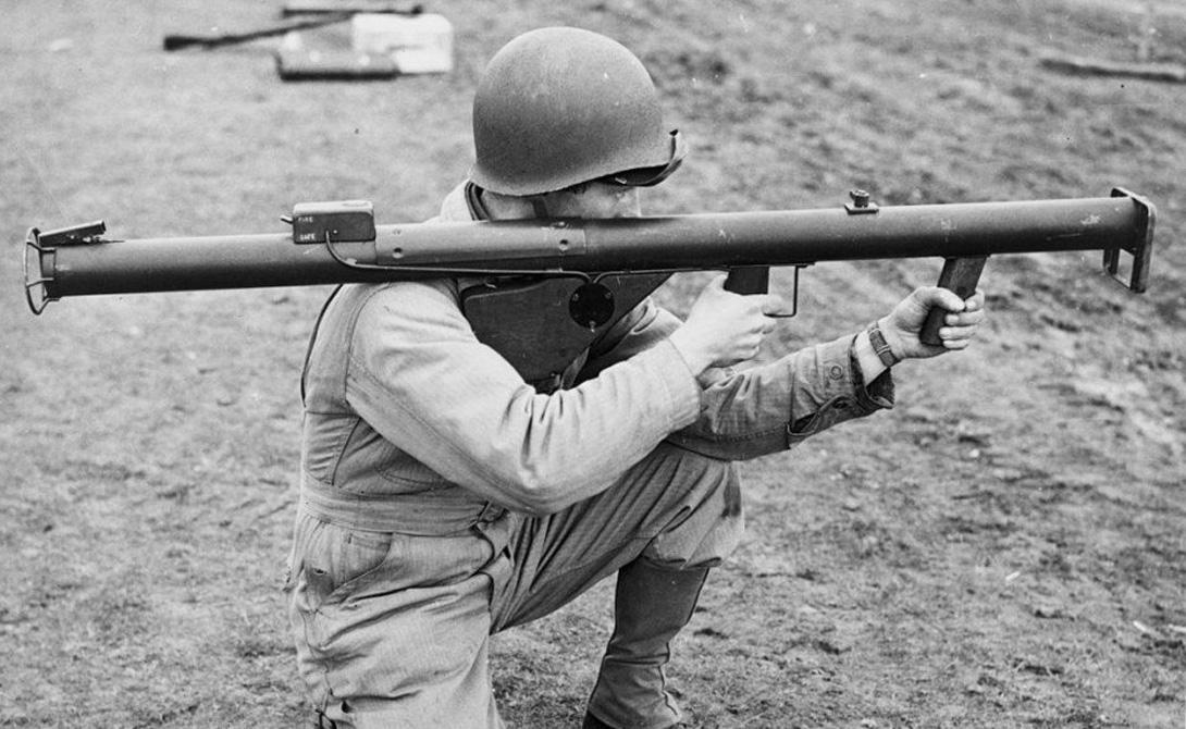 Страна: США Был введен в эксплуатацию: 1942 Тип: противотанковое оружие Дальность поражения: око