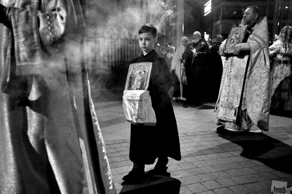 Дети-старообрядцы. Сергей Воронин.